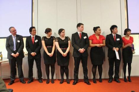 2012 Presenting Team
